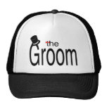The Groom Mesh Hats