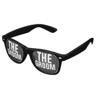 The Groom Retro Sunglasses