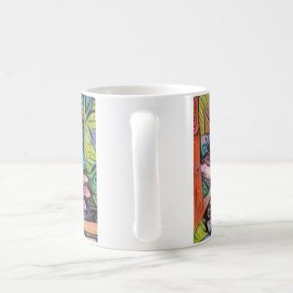 The Grooming Macaws Coffee Mug