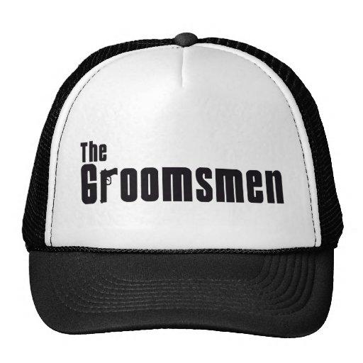 The Groomsmen (Mafia) Mesh Hat