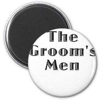 The Groomsmen Magnets