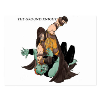 The Ground Knight Postcard