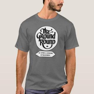 The Ground Round Restaurants of Illinois. T-Shirt