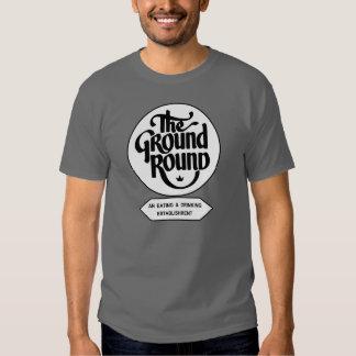 The Ground Round Restaurants of Illinois. Tshirts