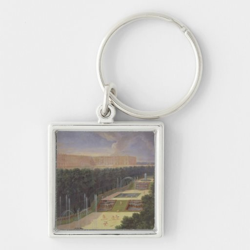 The Groves of Versailles Key Chain