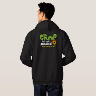 The grump who stole America Hoodie
