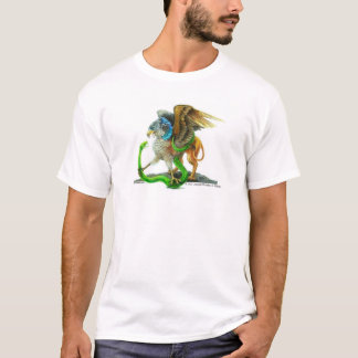The Gryphon and the Snake T-Shirt
