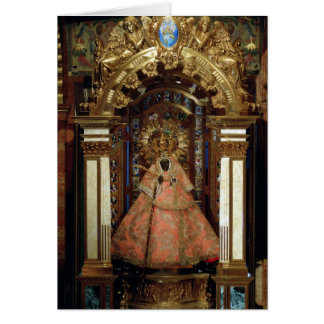 The Guadalupe Madonna Card