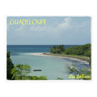 The Guadeloupe Postcard