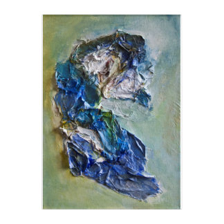 The Guardian Abstract Art  Acrylic Wall Art
