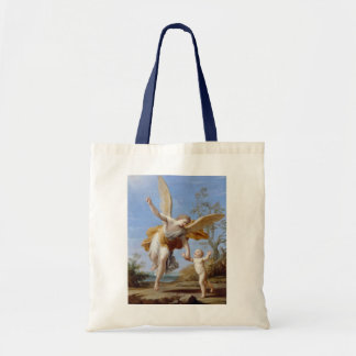 """The Guardian Angel"" tote bags"