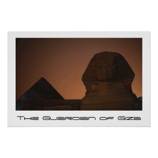 The Guardian of Giza Poster