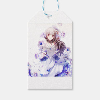The Guardian Of The Siberian Iris Gift Tags