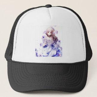 The Guardian Of The Siberian Iris Trucker Hat