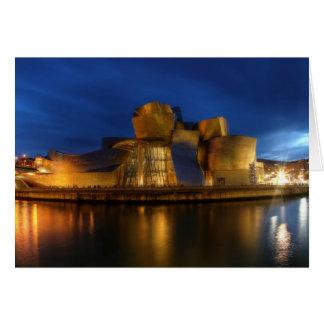 The Guggenheim - Bilbao, Spain Card