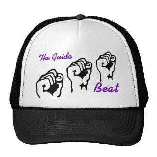 The Guido Beat Fashion Retro Trucker's Cap Hats