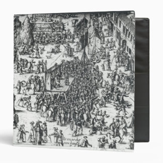 The Guilbray Fair and the Cattle Market Vinyl Binder