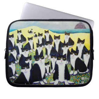 The Guilty Party Laptop Sleeve