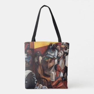 The Guinea Hen Got Loose tote bag