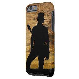 The Guitarist Mobile Case