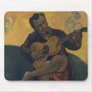 The Guitarist Mouse Pad