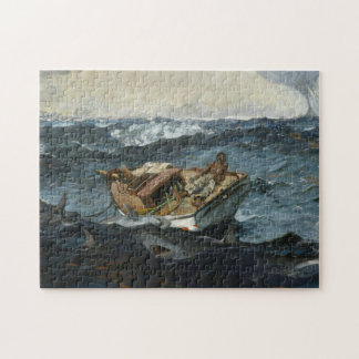 The Gulf Stream by Winslow Homer Jigsaw Puzzle
