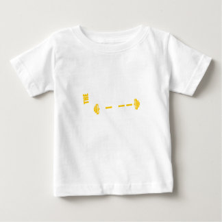 The Gym Great Gift For Any Fitness Fan Baby T-Shirt