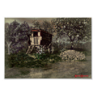 The Gypsies Tree Poster