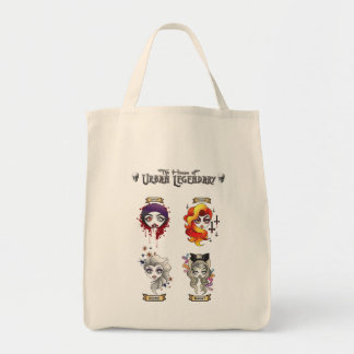 "The H.U.L ""Creepy Cuties"" Tote Bag"