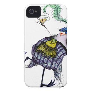 the haggis dance iPhone 4 Case-Mate case