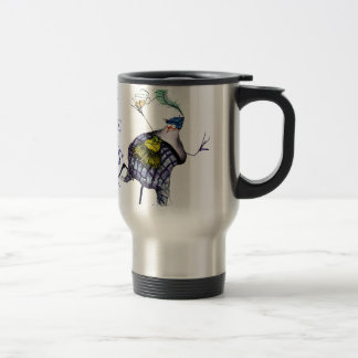 the haggis dance travel mug