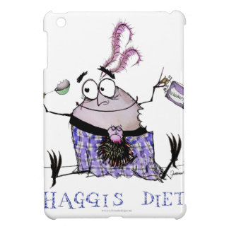 the haggis diet cover for the iPad mini