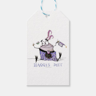 the haggis diet gift tags