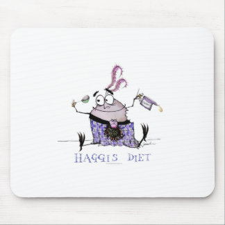 the haggis diet mouse pad