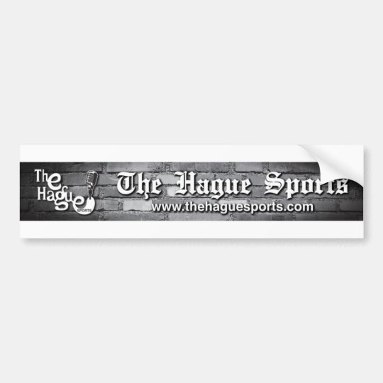 The Hague Sports Bumper Stickers