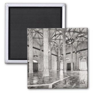 The Hall of Columns in Valencia Square Magnet