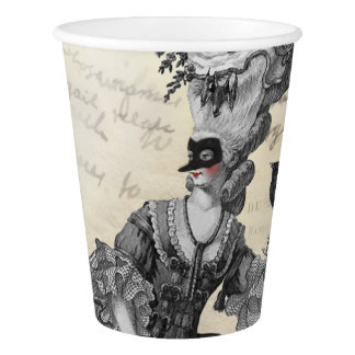 The Halloween Ball Paper Cup