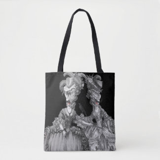 The Halloween Ball Tote Bag