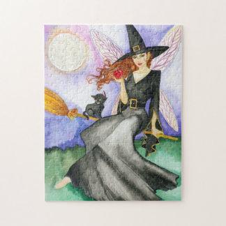 The Halloween Fairy Jigsaw Puzzle