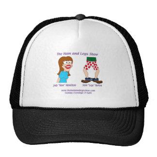 The Ham and Legs Cap Trucker Hat