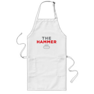 """The Hammer"" Long Apron"