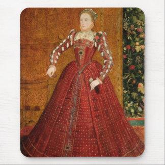 "The ""Hampden"" portrait of Elizabeth I of England Mouse Pad"