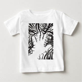 The Hand In The Tentacles Baby T-Shirt