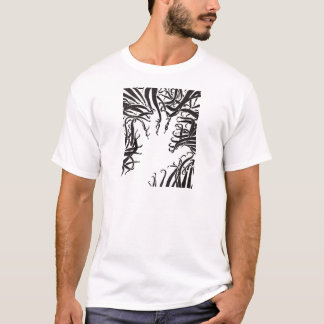 The Hand In The Tentacles T-Shirt