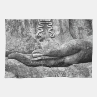 The Hand of Buddha - Kitchen Towel