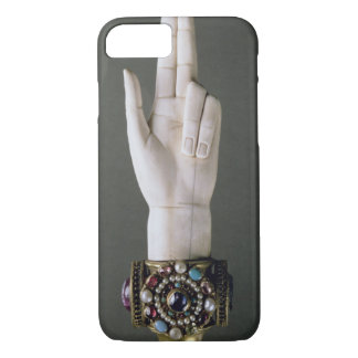 The Hand of Justice, from the Treasure of St. Deni iPhone 7 Case