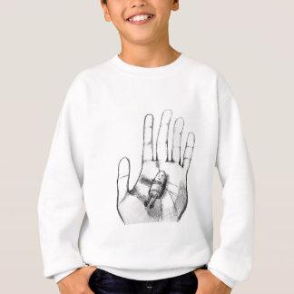 The Hand Sweatshirt