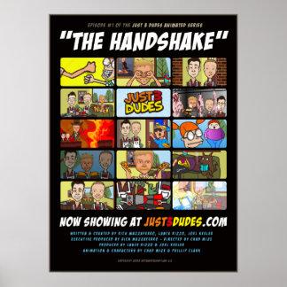 The Handshake - Promo Poster