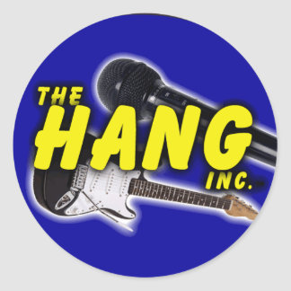 The Hang Incorporated Sticker