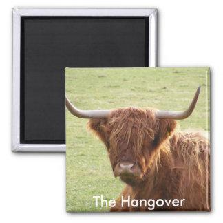 the hangover fridge magnet